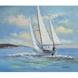 Яхтата