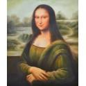 Мона Лиза, репродукция Леонардо да Винчи