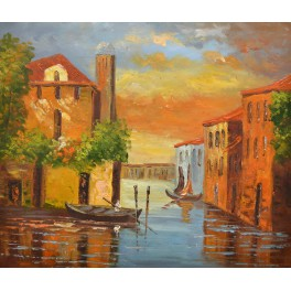 Градът на тайните Венеция 1