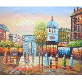 Лежерно по залез в Париж