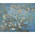 Цъфнали бадеми, 1890г. , Винсент Ван Гог