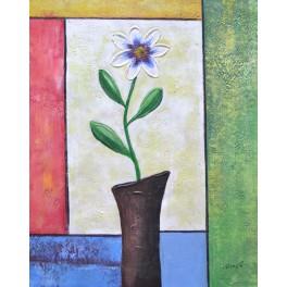 Цвете във ваза