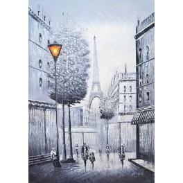 Разходка в Париж 12 61х 91