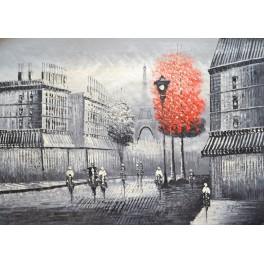 Разходка в Париж 13 91х 61