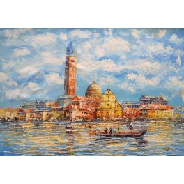 Венеция, Сан Марко 91х 61