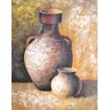 Натюрморт с делва и ваза