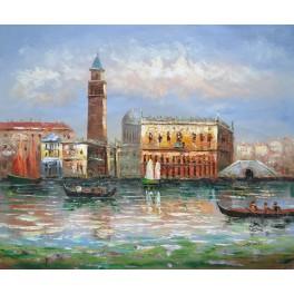 Венеция, по Реноар