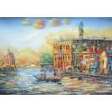 Венеция Дворецът на дожите 91x61