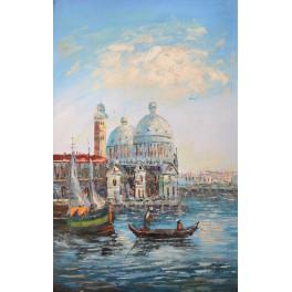 Венеция, Канале Гранде 61x 91