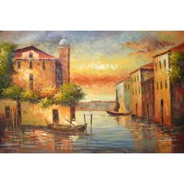 Градът на тайните Венеция 91х 61