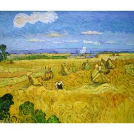 Купи сено, 1888г. , Винсент Ван Гог
