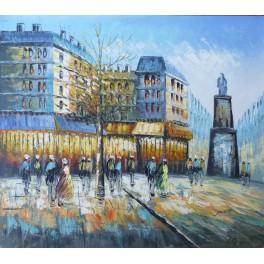 Париж през есента