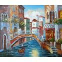 С гондола във Венеция