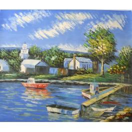 Рибарското селище