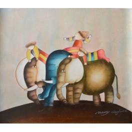 Ездачи на слонове