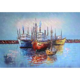 Парните кораби 91х 61
