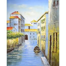 Самотна Венеция