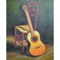 Натюрморт с китара